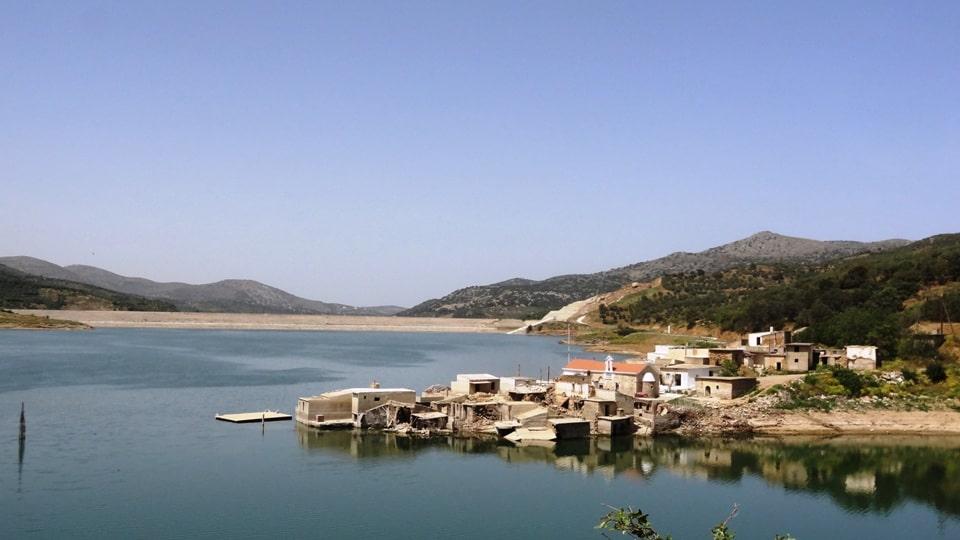 14-4-2016 sfendilli village Crete the new Atlantis of Aposelemis lake-min