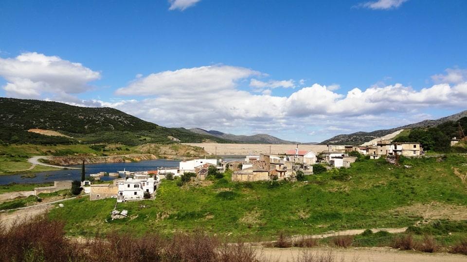 18-4-2014 sfendilli village Crete the new Atlantis of Aposelemis lake-min