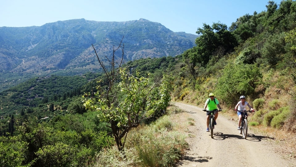 damakas ebike tour crete Kreta efahrrad tour Avdou-min