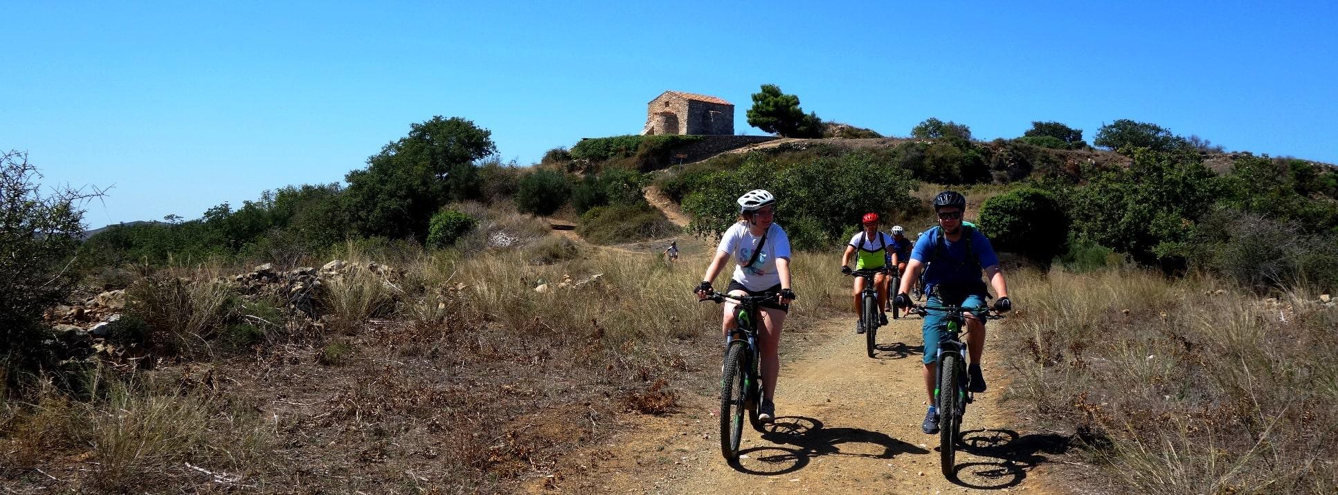 damakas ebike tour crete Kreta efahrrad tour kastamonitsa ancient lyttos city-min