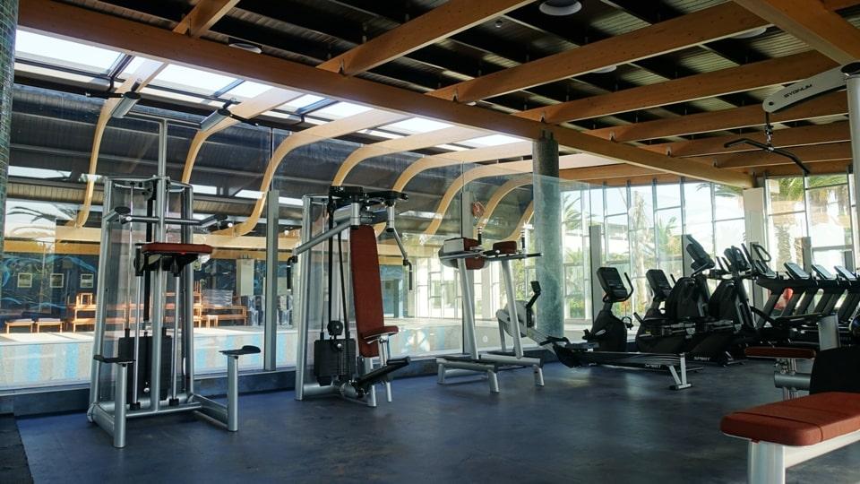 lyttos beach sports hotel Crete Greece Europe cycling bike triathlon tennis spa fully eqiped fitness studio5-min