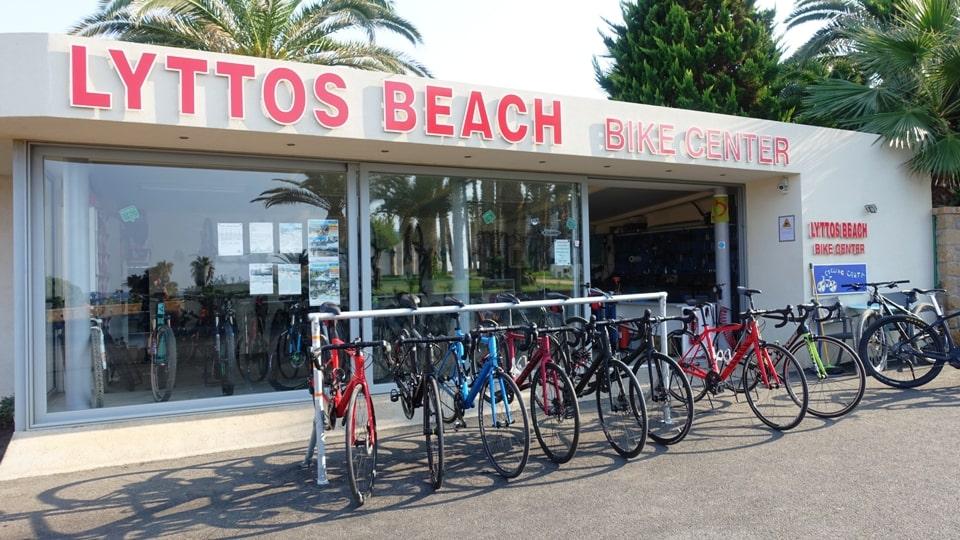 lyttos beach sports hotel Crete Greece Europe cycling bike triathlon tennis spa fully eqiped fitness studio road bikes-min