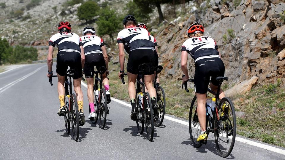 triathlon training lyttos beach sports hotel Crete Greece Europe cycling bike triathlon tennis spa fully eqiped fitness studio bampel area2-min