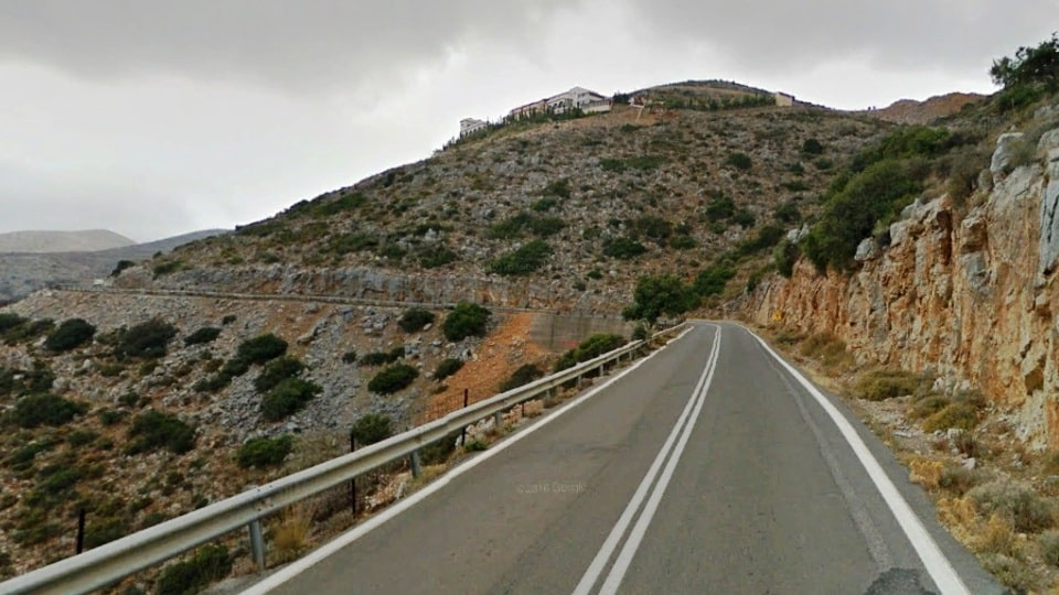 Mochos climb best strava road cycling segments in Hersonissos Kreta Crete-min