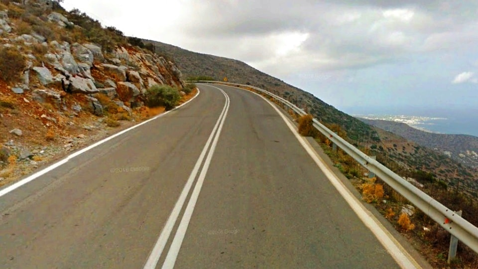 Mochos climb best strava road cycling segments in Hersonissos Kreta Crete-min2