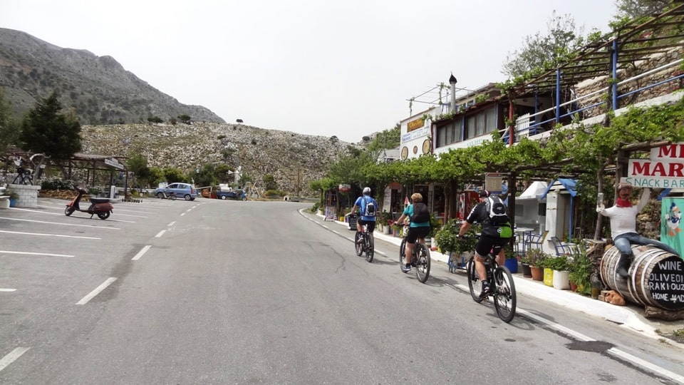 Selena climb2 best strava road cycling segments in Hersonissos Kreta Crete-min