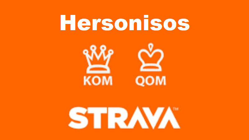 best strava road cycling segments in Hersonissos Kreta Crete feature image