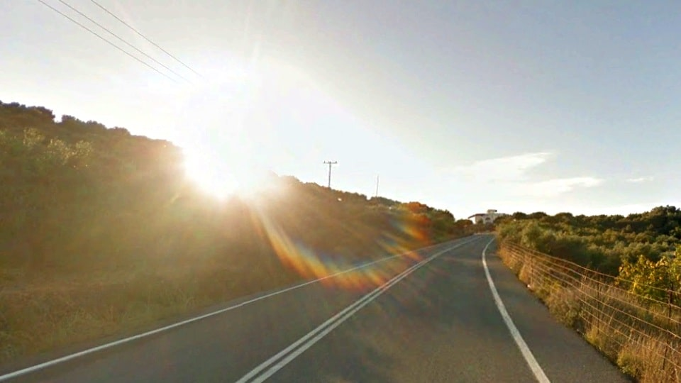 kalo chorio climb2 best strava road cycling segments in Hersonissos Kreta Crete-min