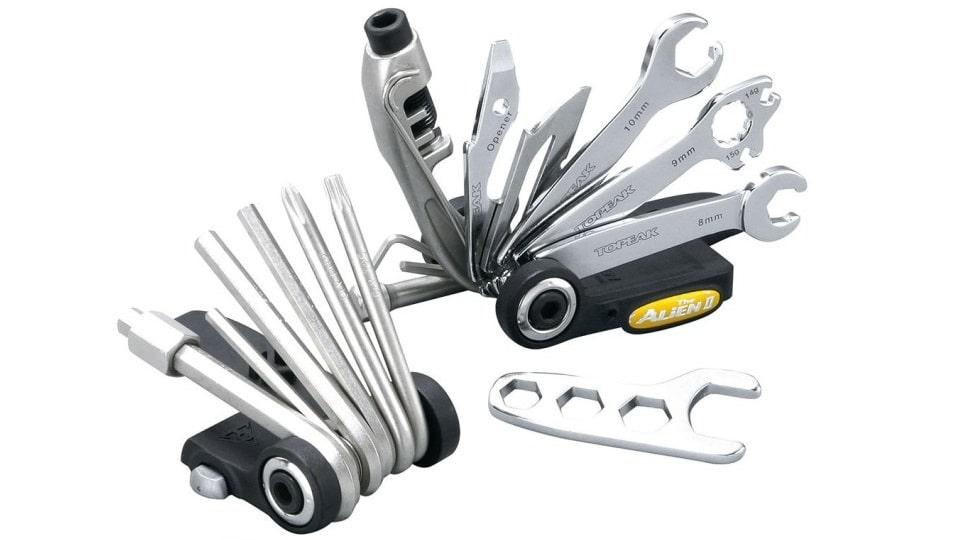 topek allien 2 bike multi tool