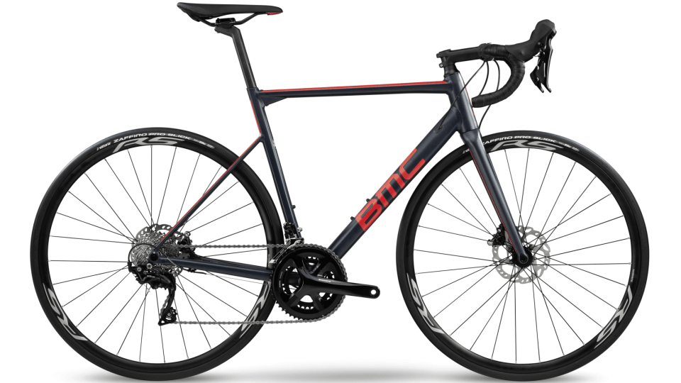 BMC teammachinealr disc two