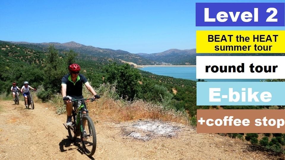 preview image lag0on bike tour crete ebikes mountain bike tour nature electric bikes