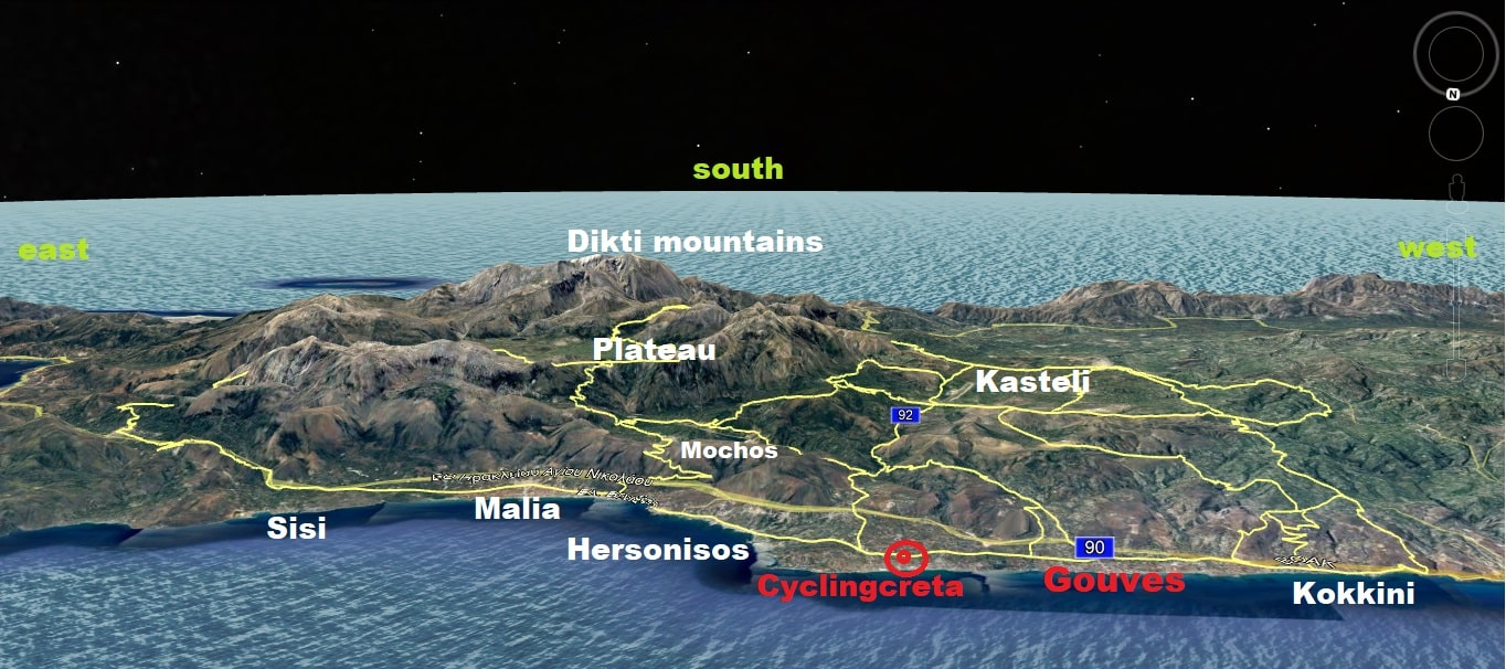 is Gouves Crete good for cycling-min